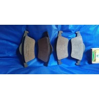 Brake pad set rear axle Volvo S70 V70 -00 AWD and Volvo S60 S80 V70n XC70n