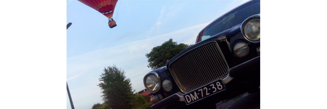 Volvo luftballon